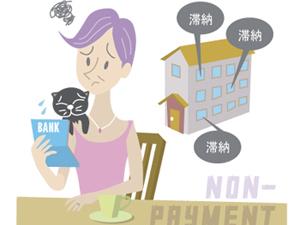 入金管理・賃料などの督促物件の賃料管理
